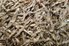 New listing Natural Dried Whole Fish Whitebait Sprats - Healthy Treat for Dogs Puppy's Food