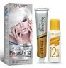 CRUSET Hair Bleaching Cream shade WHITE Color Nourishment Shiny Olive Oil