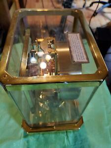 LeCoultre & Cie Atmos 15 Jewel VXN, Mantel Clock. 1960