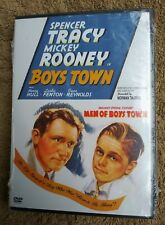 New ListingBoys Town & Men Of Boys Town Spencer Tracy Mickey Rooney Classic Film Dvd New