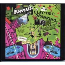Funkadelic - The Electric Spanking Of War Babies (CD Media) New Sealed