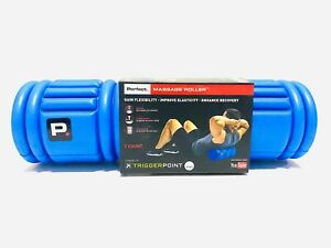 Perfect Fitness Foam Roller fro Therapy and Recovery 18-Inch