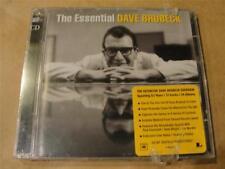 DAVE BRUBECK  The Essential  2CD Set SEALED