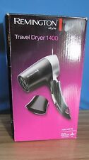 Remington folding Travel Hair Dryer - 1400 dual voltage