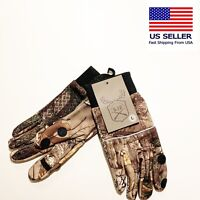 5.12 Hunting Series Realtree Xtra Camo Cell Phone Compatible Large Gloves