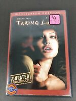 Taking Lives (DVD, 2004, Unrated Director's Cut)