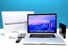 """15"""" MacBook Pro Retina OSX-2017 *Core i7 2.6 / 16GB / 512GB+ Storage + Warranty!"""