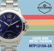 Casio Classic Series Men's Analog Watch MTP1215A-2A