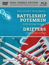 Battleship Potemkin Drifters 5035673010587 DVD P H