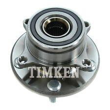 Wheel Bearing and Hub Assembly-AWD Front Timken HA590228