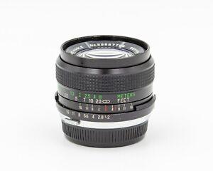 Vivitar 28mm f/2 Fast Wide Angle Prime f/ Olympus OM Mount
