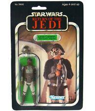 Vintage 1983 Kenner Star Wars Lando Skiff Guard Clear Bubble Mint on Card MOC
