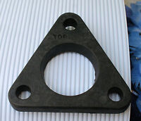 Corvette 1953 1954 2066 SA Carb Bake Lite Material Triangle Spacer Spacer One