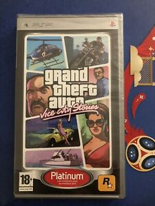 GTA VICE CITY STORIES SONY PSP NEUF SOUS BLISTER
