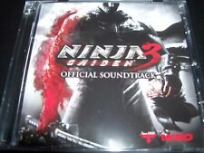 Ninja Gaiden 3 - Original Tecmo Game Soundtrack CD – New (Not Sealed)