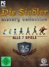 Die Siedler History Collection - PC Uplay Download Key Code - sofort per Email