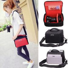 DSLR SLR Camera Bag Lens Padded Bag Case Shoulder Bag For Canon 700d70d Nikon