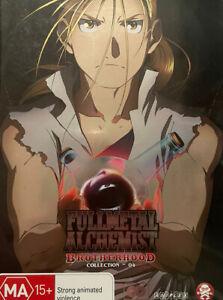 Fullmetal Alchemist - Brotherhood : Collection 4 : Eps 40-52