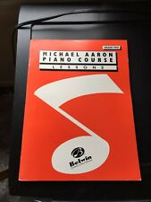 Michael Aaron Piano Course, Lessons, Grade Two