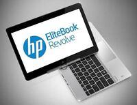 HP Elitebook 810 G2 Revolve i7 4600u 2.1ghz 8GB Ram 512GB SSD Win 10 Pro
