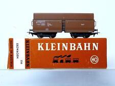 Kleinbahn 356 H0 4 essieux Wagon de minerai Fal le Obb Autriche , TOP