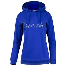 Bench Damen Sweat Shirt mit Logo super weich BLEA 3795  Neuware* Größe wählbar