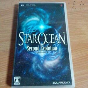 PSP Star Ocean Second Evolution 4988601005531