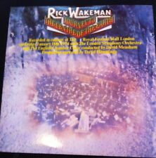 RICK WAKEMAN:JOURNEY TO THE CENTRE OF THE EARTH (1974 Album)  A & M CD ~ NEW