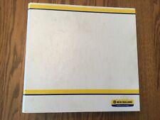 New Holland Shop Service Manual TS6. 110 120 125 140 + HC Tractor # 47377790