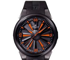PERRELET Turbine Double Rotor Watch A1047/3 New w/box MSRP $5800.00 Warranty