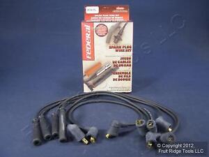 Federal Parts 4905 Spark Plug Wire Set