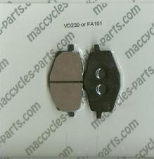 MBK Disc Brake Pads TZR50 2000 Rear (1 set)