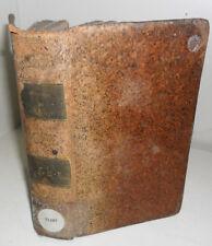 Histoire de la Papauté, par M. Henrion - 1832, complet en 3 tomes