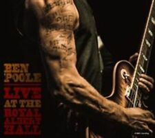 Live at The Royal Albert Hall Digipak Ben Poole 1 Disc CD