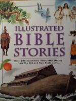Illustrated Bible stories - over 200 beautifully illustrated stories from the O