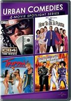Urban Comedies 4-movie Spotlight Collection [New DVD] 2 Pack, Snap Cas