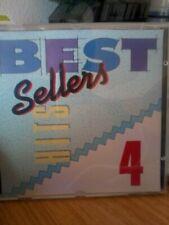 Best Sellers 4 Boney M, Baccara, Mac & Katie Kissoon, Bonnie Tyler, Statu.. [CD]