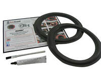 "ADVENT 6003 SPEAKER Parts 10"" Woofer Foam Edge Replacement Repair Kit # FSK-10A"