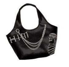 Official Ladies Handbag HIM Heartagram CHAIN Skeleton PVC Valo Bag
