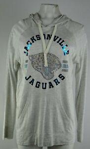 Jacksonville Jaguars NFL Touch Women's Hooded Pullover Sweater