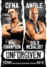Wwe Raw Unforgiven 2005 Dvd