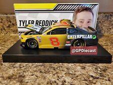 2020 Tyler Reddick #8 Caterpillar 1/24 Diecast
