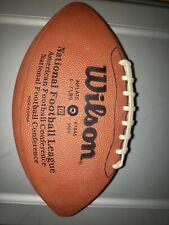 Wilson Nfl Pro Official Football