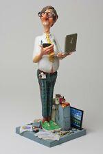 Guillermo Forchino - The Computer Expert 100% - Figurine FO85530 Comic Art