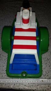 Spielzeug Boot Schiff BIG Cäpt'n Tuut Mississippi 38cm lang robust