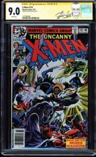 X-MEN #119 CGC 9.0 WHITE  SS STAN LEE SIGNED NEW LABEL CGC #1227596008