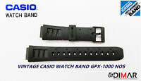 LOTE 2 CASIO ORIGINAL BAND GPX-1000 NOS