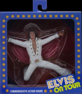 "NECA Elvis Presley 7"" Scale Action Figure Live in '72 Brand New"