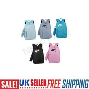 1X Girls Boys School Trip Rucksack Bag Sportswear Gym Travel Case Work Bag