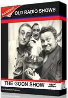 GOON SHOW (RADIO SHOWS) THE GOON SHOW OLD TIME  INSTANT DOWNLOAD